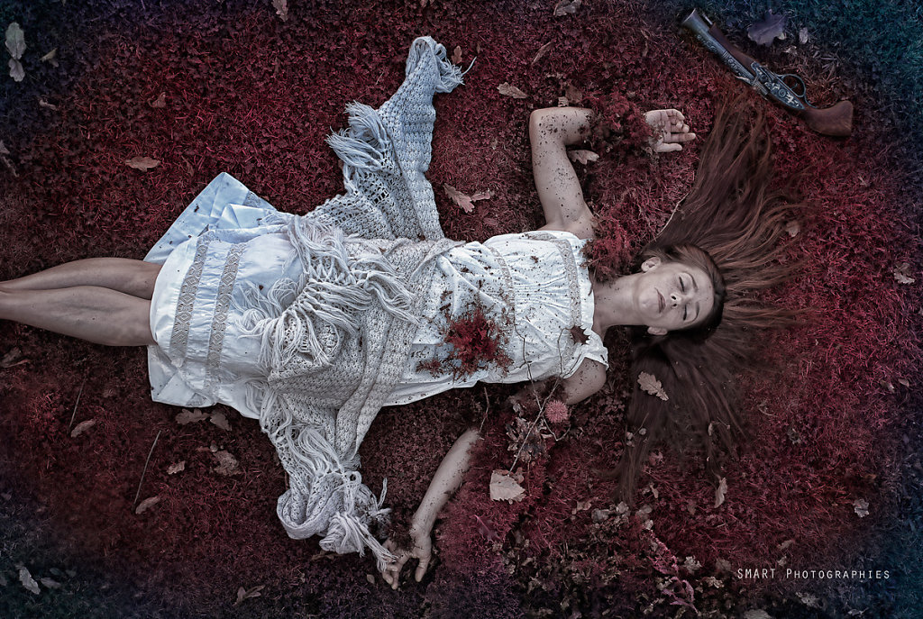 Blanche est morte #4