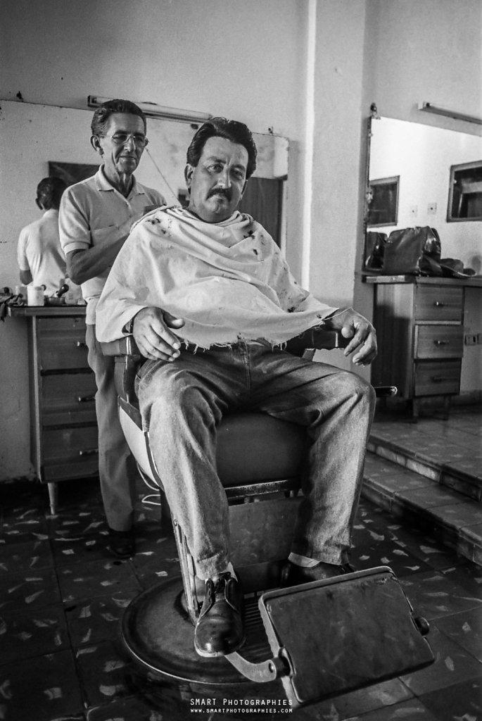 Le barbier de Cuba